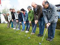 DELFT - GOLFBAAN DELFLAND, Pay and Play,  , kennismaken met golf tijdens Open Golfdag, COPYRIGHT KOEN SUYK