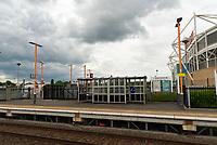 Coventy arena railway station