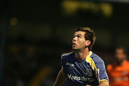 Joe Ledley of Cardiff City. FA Cup, 3rd round match, Cardiff City v Reading at Ninian Park, Cardiff on Sat 3rd Jan 2009. .pic by Andrew Orchard, Andrew Orchard sports photography