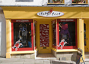 Itchy Feet specialist travel shop, Bartlett Street, Bath, Somerset, England