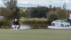 27.09.2015, Beckenbauer Golf Course, Bad Griesbach, GER, PGA European Tour, Porsche European Open, im Bild Graeme Storm (ENG) // during the European Tour, Porsche European Open Golf Tournament at the Beckenbauer Golf Course in Bad Griesbach, Germany on 2015/09/27. EXPA Pictures © 2015, PhotoCredit: EXPA/ JFK