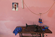 Sewing machine in Bayamo, Granma, Cuba.