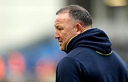 Sale Sharks' director of rugby Steve Diamond - Mandatory by-line: Robbie Stephenson/JMP - 19/02/2017 - RUGBY - AJ Bell Stadium - Sale, England - Sale Sharks v Wasps - Aviva Premiership