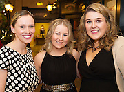 Antoinette Casserly, Salthill, Mary O Halloran, Salthill and Lisa Naughton, Salthill at the Gorta Self Help Africa Annual Ball at the Galway Bay Hotel, Salthill Galway.<br /> Photo:Andrew Downes, xposure.