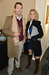MATTHEW PATON and VICTORIA CRUICKSHANKS at a private view of works by Fernando Botero held at the Opera Gallery London, 134 New Bond Street, London on 10th February 2015.