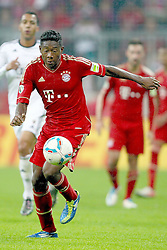 26.10.2011, Allianz Arena, Muenchen, GER, DFB Pokal, 2. Runde, FC Bayern Muenchen vs FC Ingolstadt, im Bild David Alaba (Bayern #27)  // during the Pokal fight second Round from GER FC Bayern Muenchen vs FC Ingolstadt , on 2011/10/26, Allianz Arena, Munich, Germany, EXPA Pictures © 2011, PhotoCredit: EXPA/ nph/  Straubmeier       ****** out of GER / CRO  / BEL ******       ****** out of GER / CRO  / BEL ******