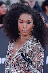 Angela Bassett attending the Global Premiere of Mission: Impossible - Fallout at Palais de Chaillot in Paris, France on July 12, 2018. Photo by Aurore Marechal/ABACAPRESS.COM
