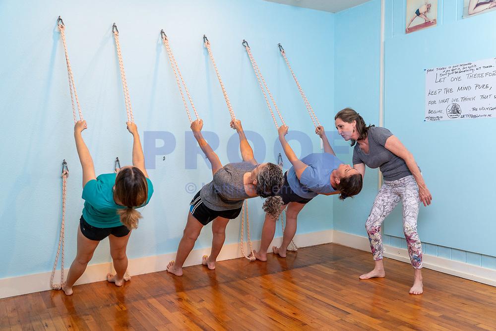 Photo of Can Do Yoga by Austin commercial photographer Matthew Lemke, www.MatthewLemke.com. Austin Commercial Photography