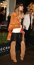May 3, 2018 - New York City, New York, U.S. - Actress PARIS JACKSON attends the Longchamp Fifth Ave Opening. (Credit Image: © Nancy Kaszerman via ZUMA Wire)