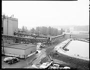 "Ackroyd 16965-05 ""Oregon Steel Mills. Aerials & ground photos. Rivergate. October 23, 1970."" ("