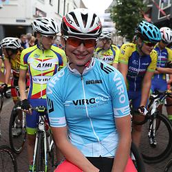 21-08-2016: Wielrennen: Boeskoolronde Oldenzaal: Oldenzaal<br />OLDENZAAL (NED) wielrennen  <br />Judith Bloem ging de laatste wedstrijd in als leidster