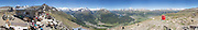 360° Panorama Segantini Hütte, Engadin