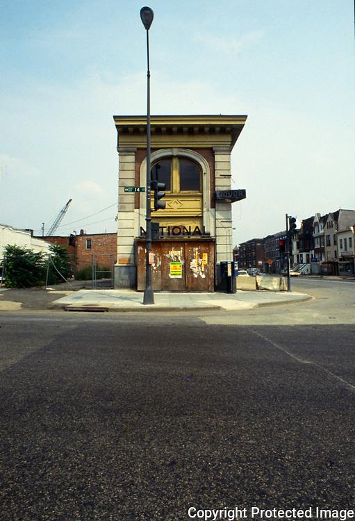 14th and U Street NW Washington DC, 1988