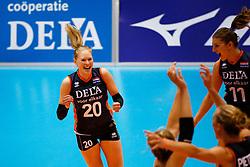 20140917 NED: Gelderland Cup, Nederland - Turkije, Doetinchem<br /> Quirine Oosterveld<br /> ©2014-FotoHoogendoorn.nl / Pim Waslander