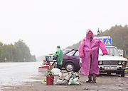 Stall Holders, Kazan, Russia