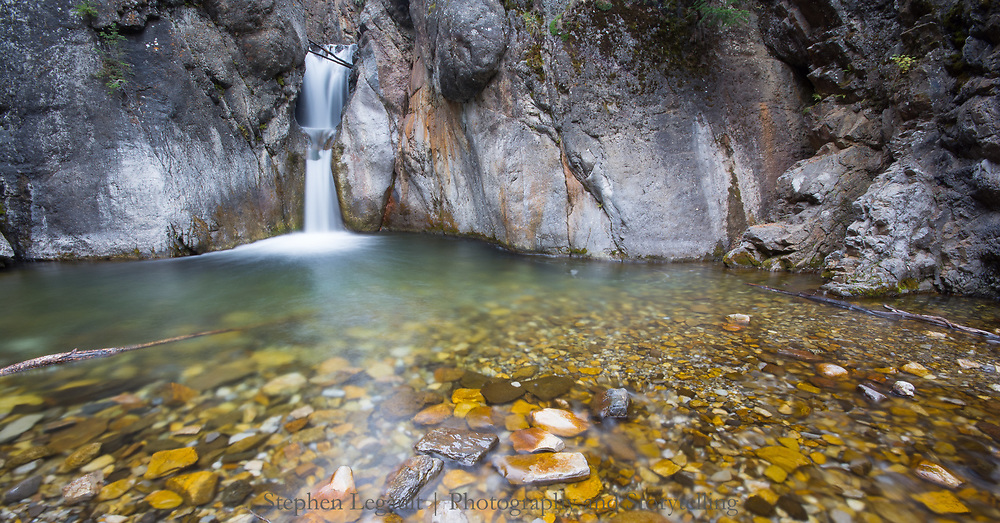 Cat Creek Falls, Kananaskis Country, Alberta