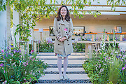 The LG Smart Garden with designer Hat Joung Hwang.