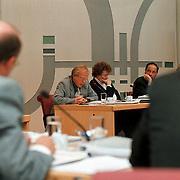 Algemene Beschouwingen 1999 gemeente Huizen, wethouder Vrieze