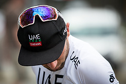 Diego Ulissi (ITA) of UAE Team Emirates after 4th Stage of 26th Tour of Slovenia 2019 cycling race between Nova Gorica and Ajdovscina (153,9 km), on June 22, 2019 in Slovenia. Photo by Matic Klansek Velej / Sportida