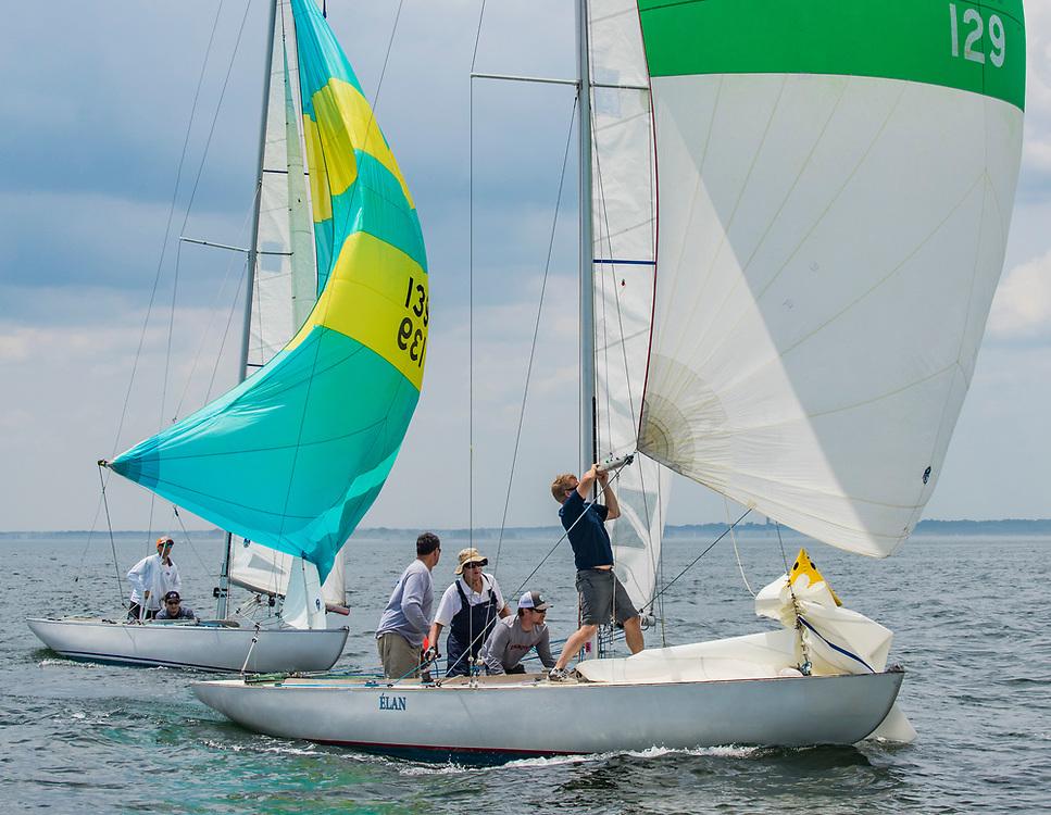 Cedar Point Yacht Club One Design Regatta 2018