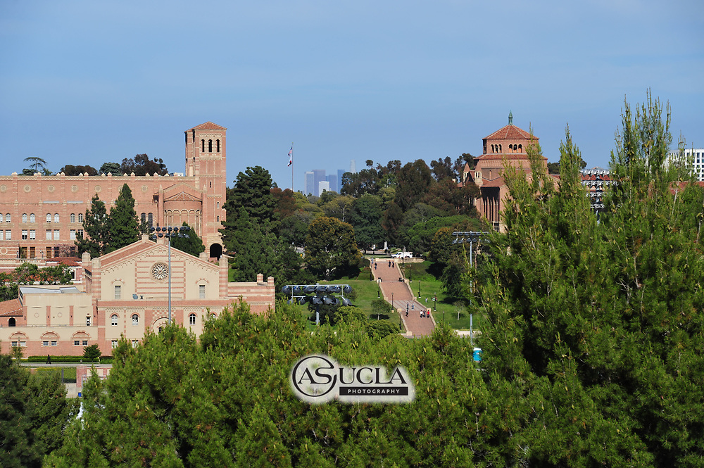 ASUCLA Photography Archive -  General UCLA Campus overview scenic photos, UCLA Campus. University of California Los Angeles, Westwood, California.<br /> <br /> Copyright: ASUCLA