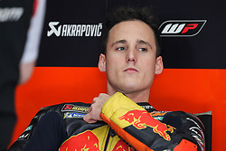 February 7, 2019 - Sepang, SGR, U.S. - SEPANG, SGR - FEBRUARY 07: Pol Espargaro of Red Bull KTM Factory Racing before the start of the  second day of the MotoGP official testing session held at Sepang International Circuit in Sepang, Malaysia. (Photo by Hazrin Yeob Men Shah/Icon Sportswire) (Credit Image: © Hazrin Yeob Men Shah/Icon SMI via ZUMA Press)