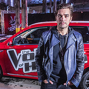 NLD/Halfweg/20161002 - Foto jury The voice of Holland 2016 / 2017, Waylon