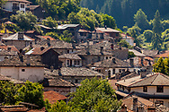Architectural and folklore reserve in the central Rhodope Mountains