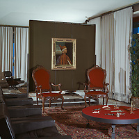 Architects Franco Albini and Franca Helg, 1964