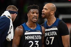 Minnesota Timberwolves v Denver Nuggets - 27 December 2017