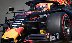 August 31, 2019, Spa, Belgium: Red Bull's Dutch driver Max Verstappen pictured during the free trial sessions ahead of the Spa-Francorchamps Formula One Grand Prix of Belgium race, in Spa-Francorchamps, Saturday 31 August 2019. (Credit Image: © Benoit Doppagne/Belga via ZUMA Press)