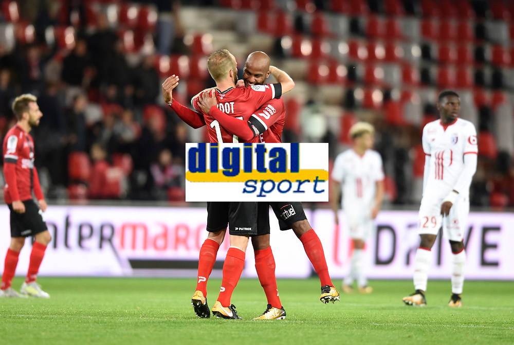 Etienne Didot ( Guingamp ) - Jimmy Briand ( Guingamp )