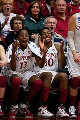 20110319 - Stanford Cardinal vs UC Davis Aggies (NCAA Women's Basketball)