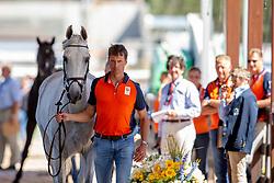 Van Asten Leopold, NED, VDL Groep Beauty<br /> World Equestrian Games - Tryon 2018<br /> © Hippo Foto - Dirk Caremans<br /> 17/09/2018