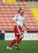 Sheffield United Ladies' Rachel Ruddach in action during the FA Women's Cup First Round match at Bramall Lane Stadium, Sheffield. Picture date: December 4th, 2016. Pic Clint Hughes/Sportimage