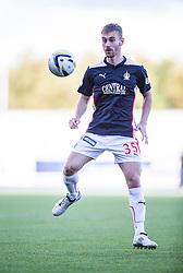 Falkirk's Rory Boulding.<br /> Falkirk 2 v 1 Alloa Athletic, Scottish Championship game played 4/10/2014 at The Falkirk Stadium.