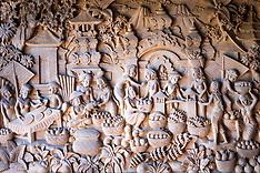 Murni's Houses - Stone Panels