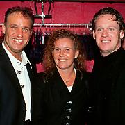 Opening Pushkin Red, Rene van der Gijp, Mario Been en partner