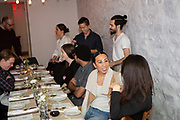 Brooklyn, NY - January 23, 2019: The JBF Greens presents a Persian Feast at Sofreh in Prospect Heights.<br /> <br /> <br /> Photos by Clay Williams for The James Beard Foundation.<br /> <br /> © Clay Williams / http://claywilliamsphoto.com
