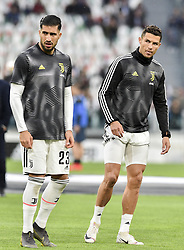 May 19, 2019 - Turin, Turin, Italy - Emre Can, Cristiano Ronaldo of Juventus FC during the Serie A match at Allianz Stadium, Turin (Credit Image: © Antonio Polia/Pacific Press via ZUMA Wire)