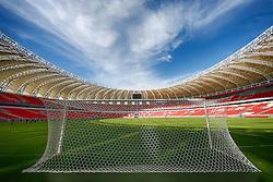 Reforma do estádio Beira Rio em 17 de outubro de 2012. O Estádio Beira Rio receberá jogos da Copa do Mundo de Futebol 2014. FOTO: Jefferson Bernardes/ Agência Preview