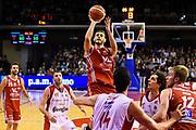 Ceron Marco<br /> Grissin Bon Pallacanestro Reggio Emilia - VL Pesaro<br /> Lega Basket Serie A 2017/2018<br /> Reggio Emilia, 08/10/2017<br /> Foto A.Giberti / Ciamillo - Castoria