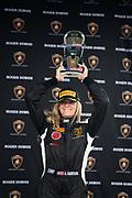 June 6, 2021. Lamborghini Super Trofeo, VIR: 25 Ashton Harrison, Harrison Contracting with WTR, Lamborghini Paramus, Lamborghini Huracan Super Trofeo EVO