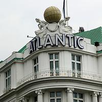 Europe, Germany, Hamburg. Hotel Atlantic Kempinski in Hamburg.