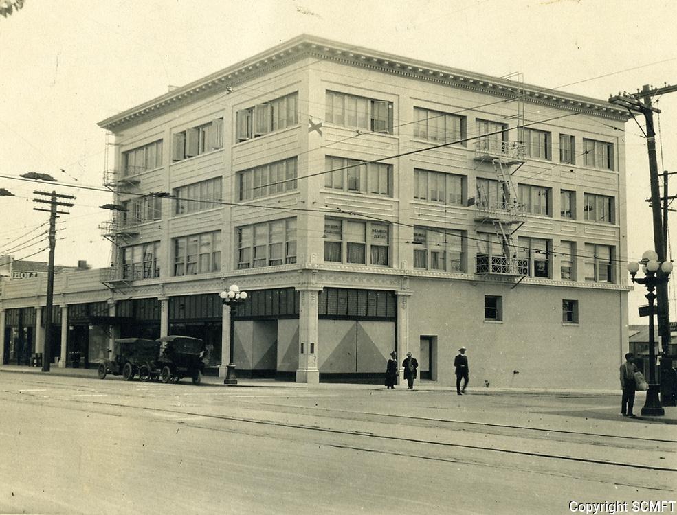 1916 SE corner of Hollywood Blvd. & Highland Ave.