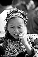 vietnam minoirities - B&W