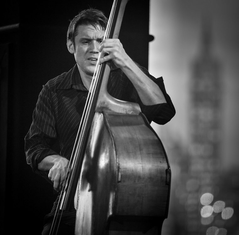 The Ben Allison Group performs at Dizzy's Club @ Lincoln Center, NYC