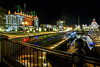 Empress Hotel & British Columbia Parliament Building, Victoria