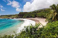 Maui, Hawaii. Hamoa Beach, Hana, Maui