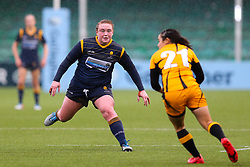 - Mandatory by-line: Nick Browning/JMP - 24/10/2020 - RUGBY - Sixways Stadium - Worcester, England - Worcester Warriors Women v Wasps FC Ladies - Allianz Premier 15s
